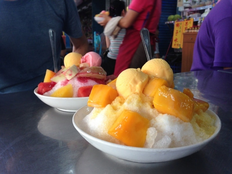 Gao Xiong Po Po Shaved Ice