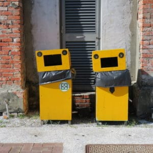 """Trash bots! These are not the first trash that have been """"cute-ified""""."""